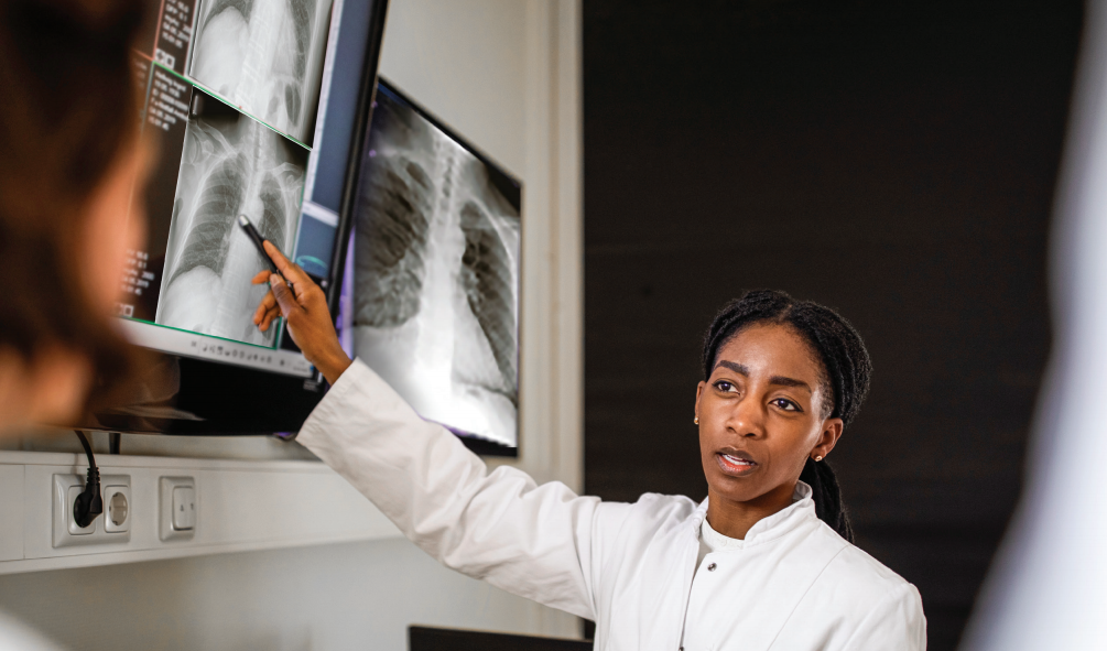 GE Healthcare Launches New AI Suite to Detect Chest X-ray Abnormalities