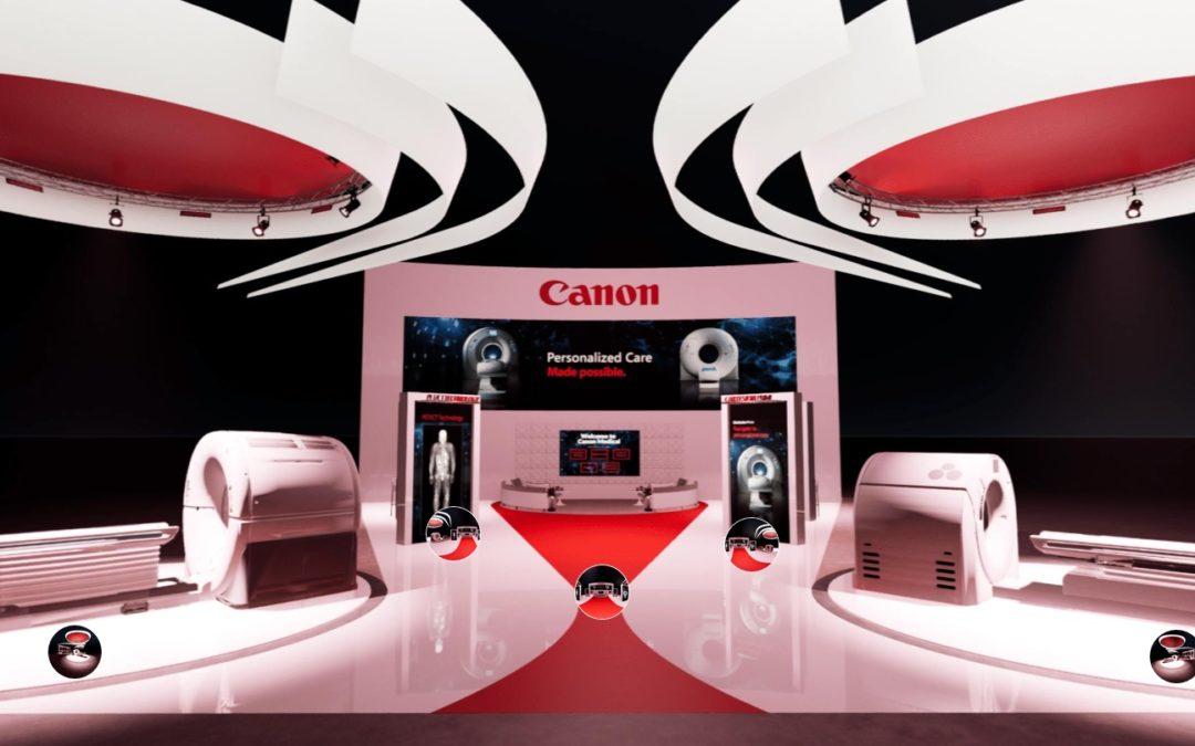 Canon Medical Showcases Molecular Imaging Portfolio at Virtual SNMMI