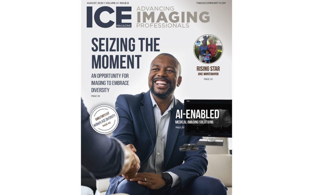 ICE Magazine August 2020
