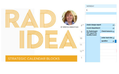 Rad Idea: Strategic Calendar Blocks