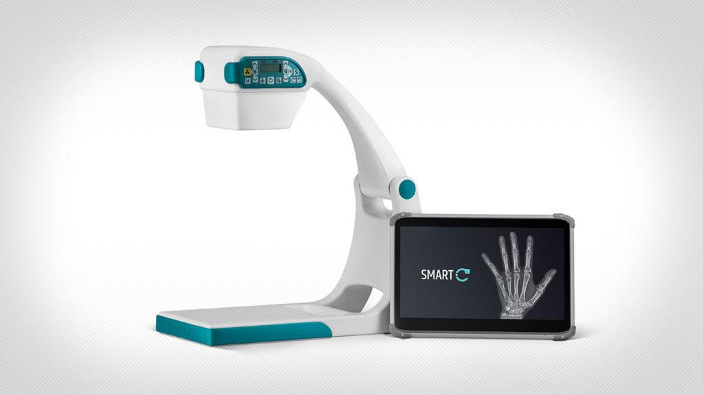 Turner Smart-C X-ray imaging system