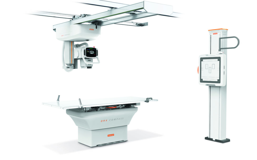 Carestream Introduces New X-ray System