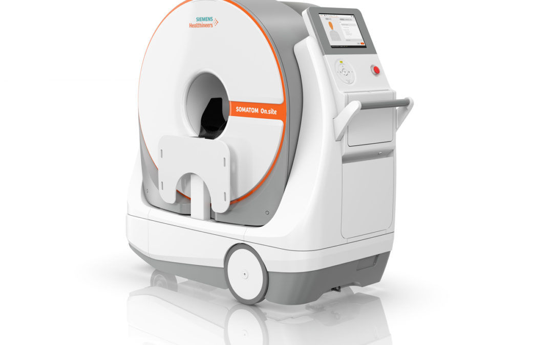 FDA Clears SOMATOM On.site for Bedside CT Head Exams