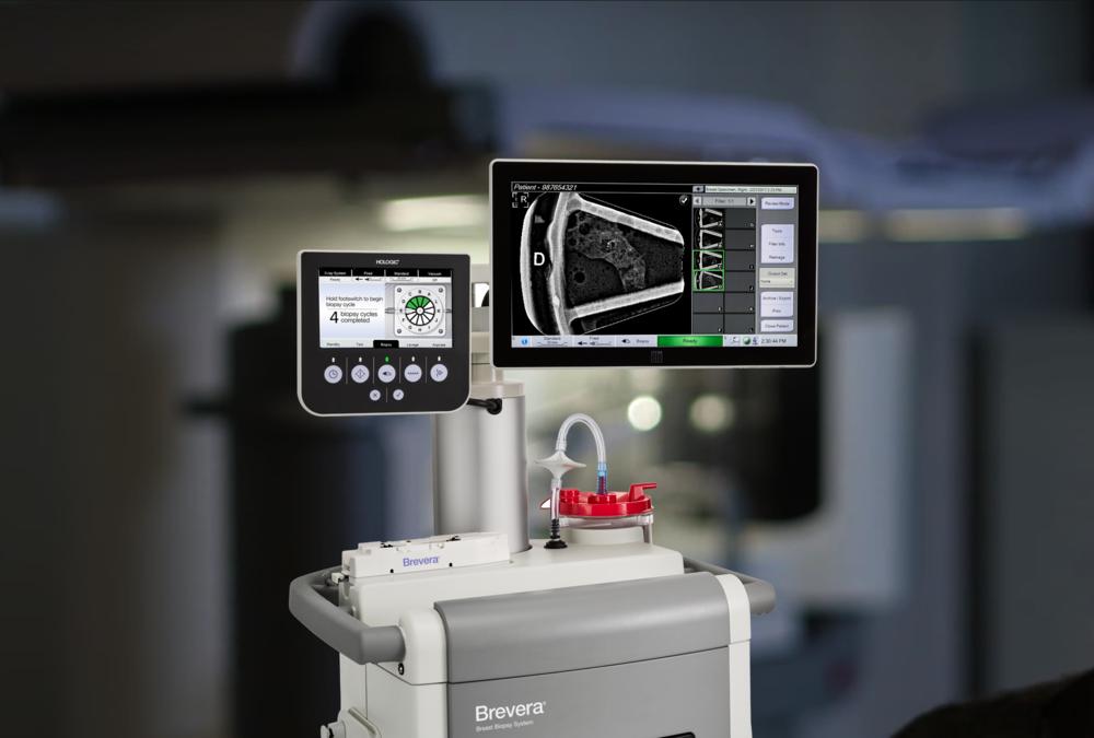 Hologic Updates Brevera Breast Biopsy System with CorLumina Imaging Technology