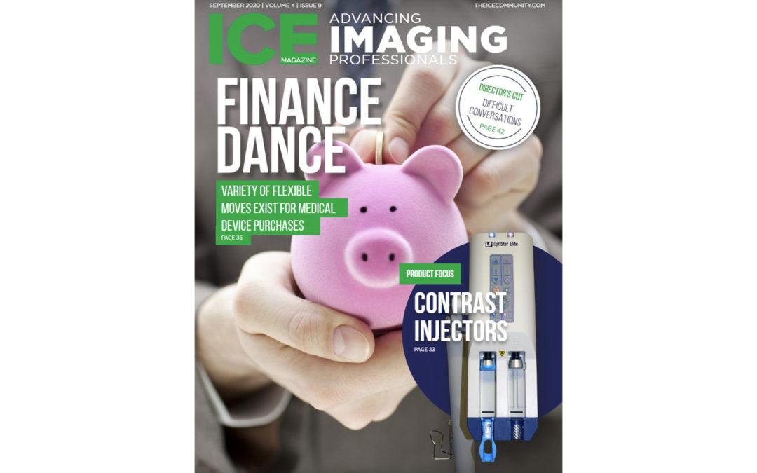 ICE Magazine September 2020