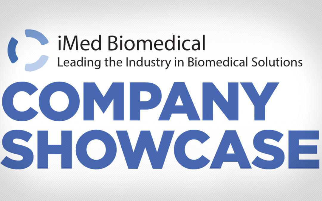 [Sponsored] Company Showcase: iMed Biomedical