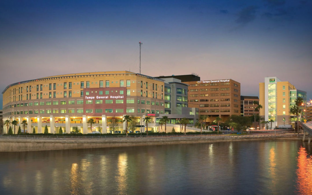 Tampa General Hospital, Philips announce partnership