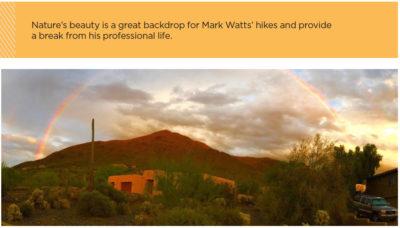 Off the Clock: Mark Watts, Enterprise Imaging Director: Fountain Hills Medical Center