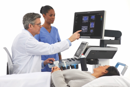 Hologic Adds 3D Breast Ultrasound Imaging to SuperSonic™ MACH™ 40 System