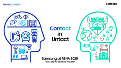Samsung Introduces New Innovations at RSNA 2020