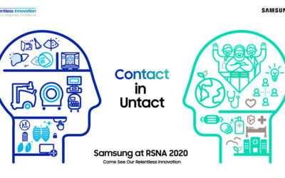 Samsung Introduces New Innovations at RSNA 2020