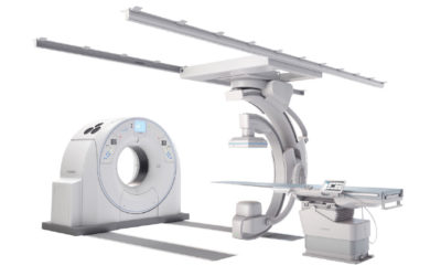 Canon Medical Alphenix 4D CT