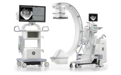 GE Healthcare OEC Elite CFD