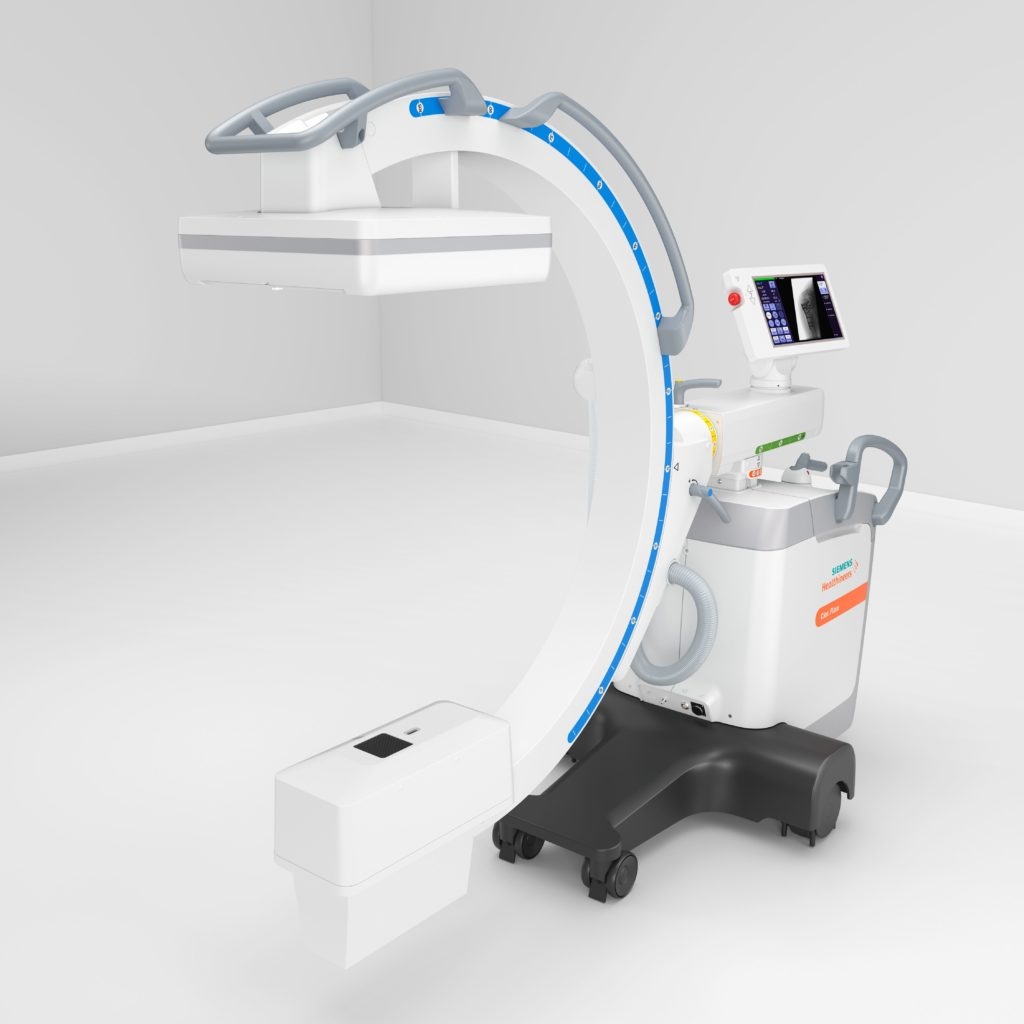 FDA Clears Cios Flow Mobile C-arm System