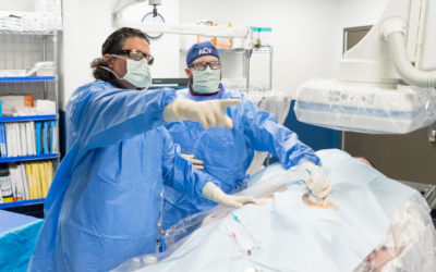 Trading (Surgical) Spaces: Image-Guided Procedures Migrate to ASCs