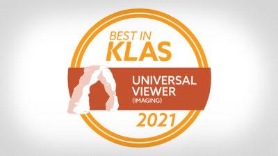 Vue Motion Earns 'Best in KLAS' Award