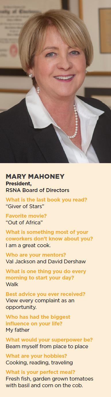 Mary C. Mahoney