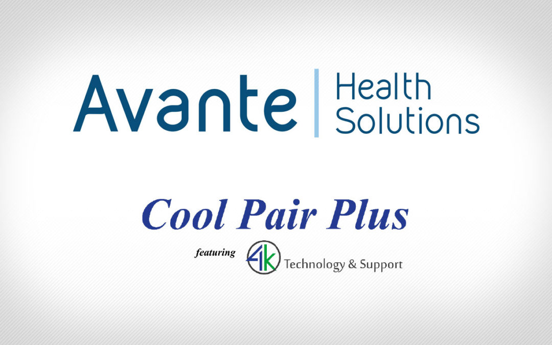Avante Health Solutions Adds Cool Pair Plus