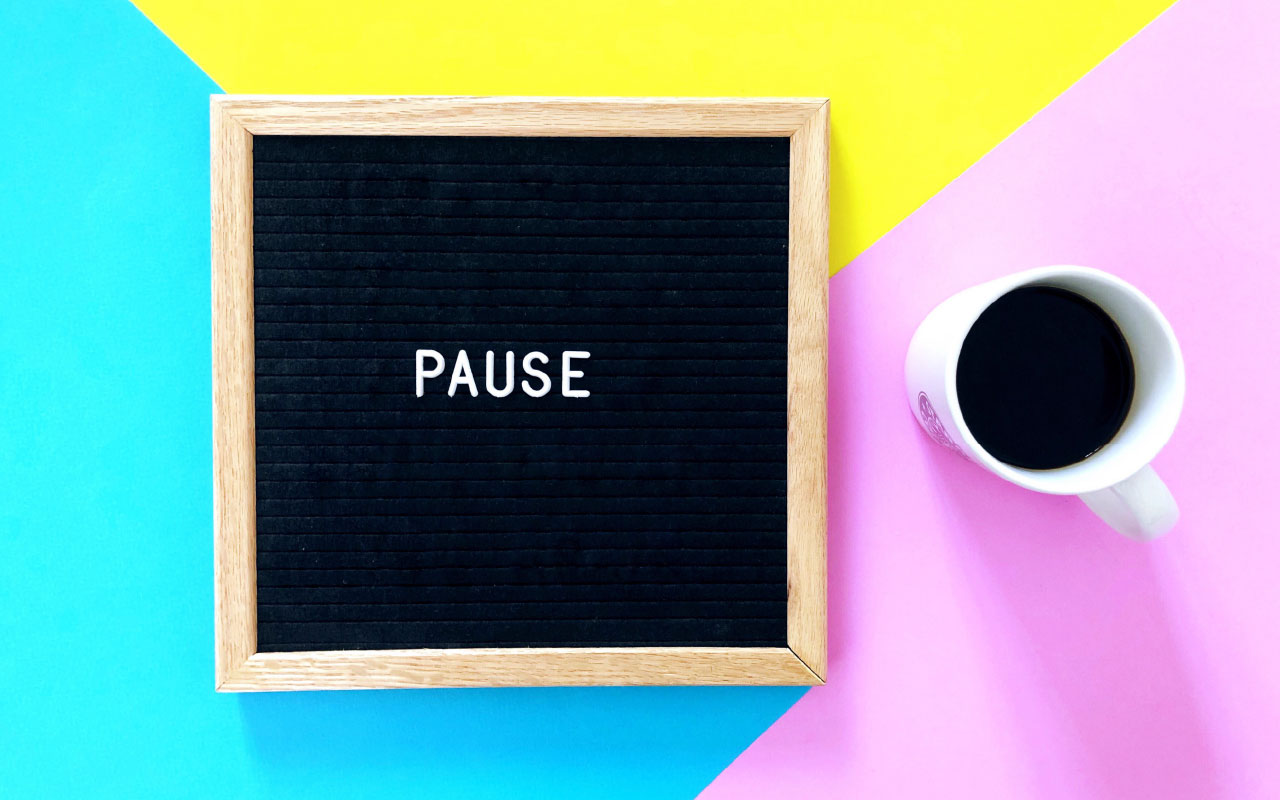The Power of 'Pause'