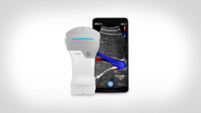 GE Healthcare Unveils Vscan Air
