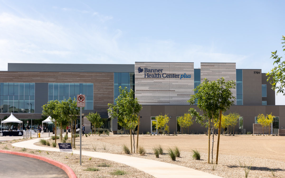 Banner Health's first Health Center plus opens in Arizona
