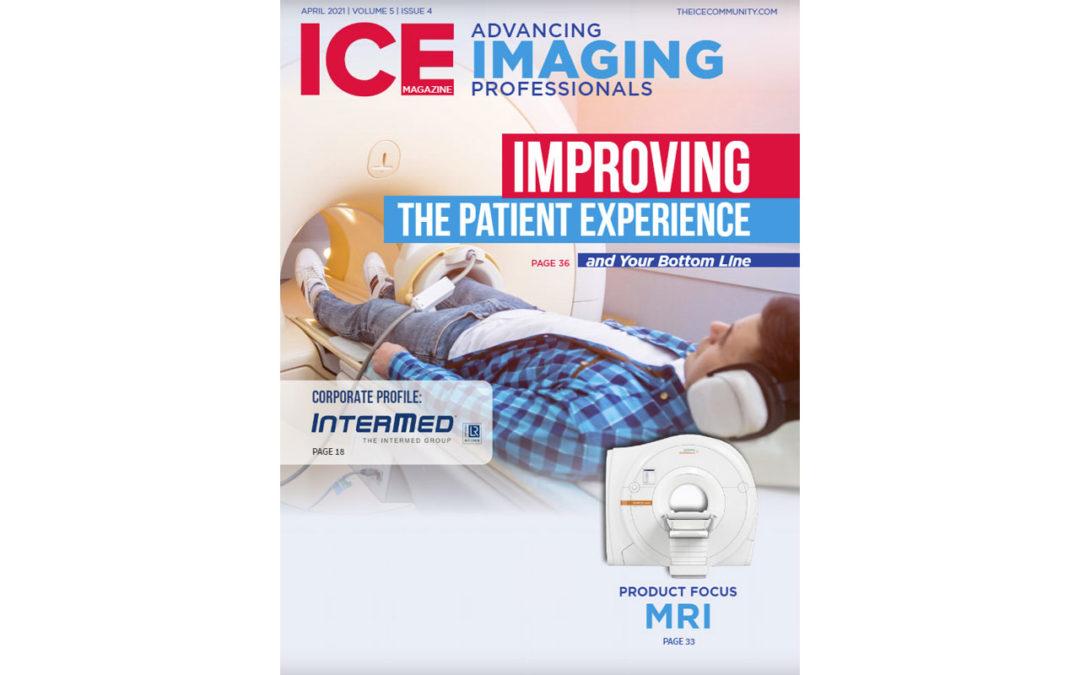 ICE Magazine April 2021