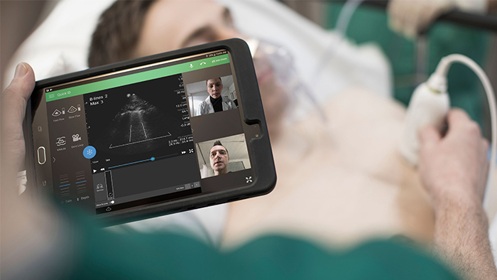 Philips Showcases Tele-Ultrasound at AIUM Virtual Event