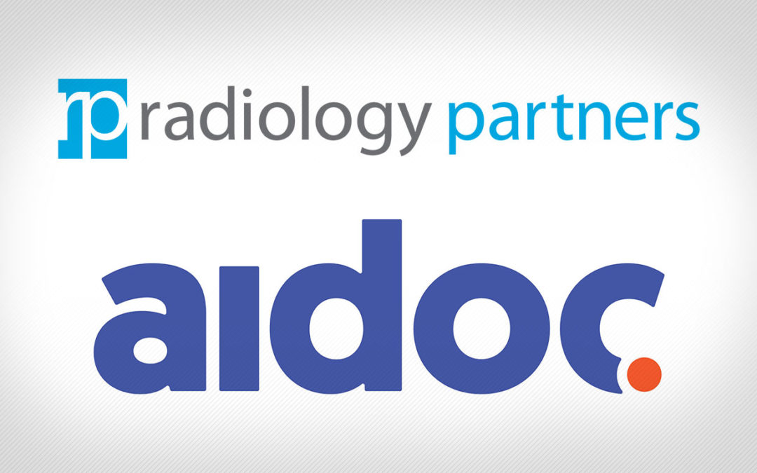 Radiology Partners and Aidoc Accelerate AI Use