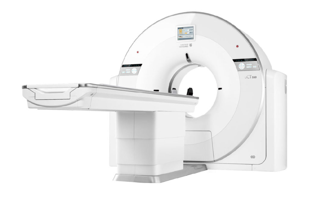 United Imaging uCT (United Imaging CT) scanners