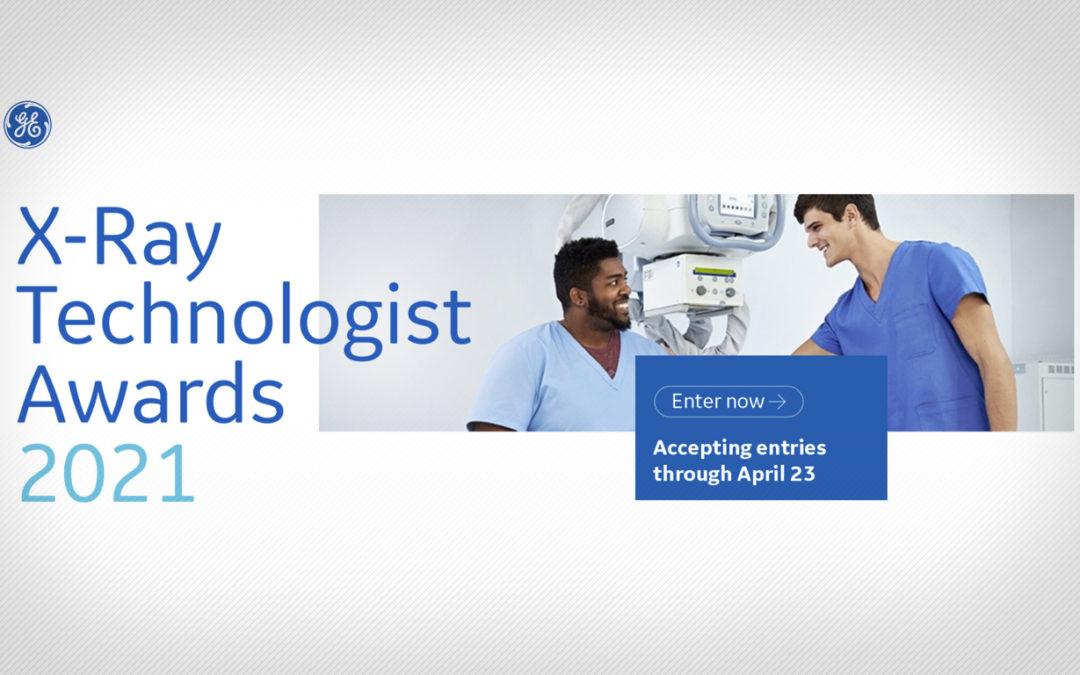 New Award Program Recognizes X-Ray Technologists