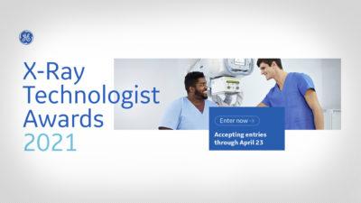 2021 X-Ray Technologist Awards