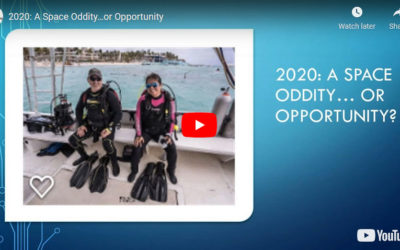 2020: A Space Oddity…or Opportunity