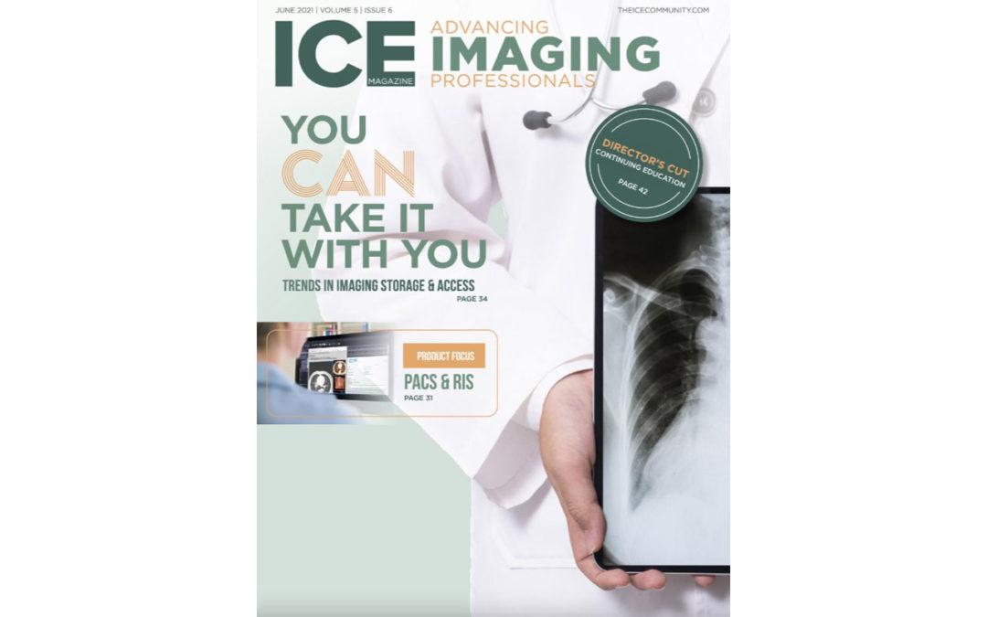 ICE Magazine June 2021