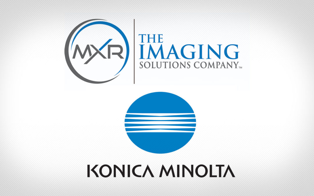 MXR Imaging Chooses Konica Minolta for its Partners in Imaging Excellence Program
