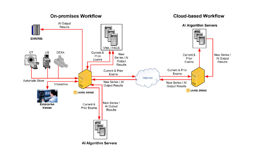 Laurel Bridge Software AI Workflow Suite (AIWS)