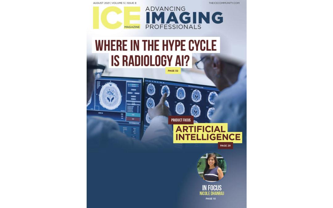 ICE Magazine August 2021