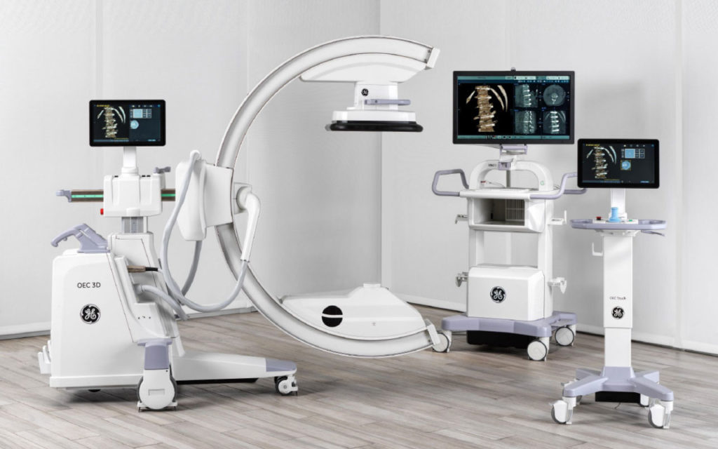 GE Healthcare OEC 3D Surgical Imaging C-arm