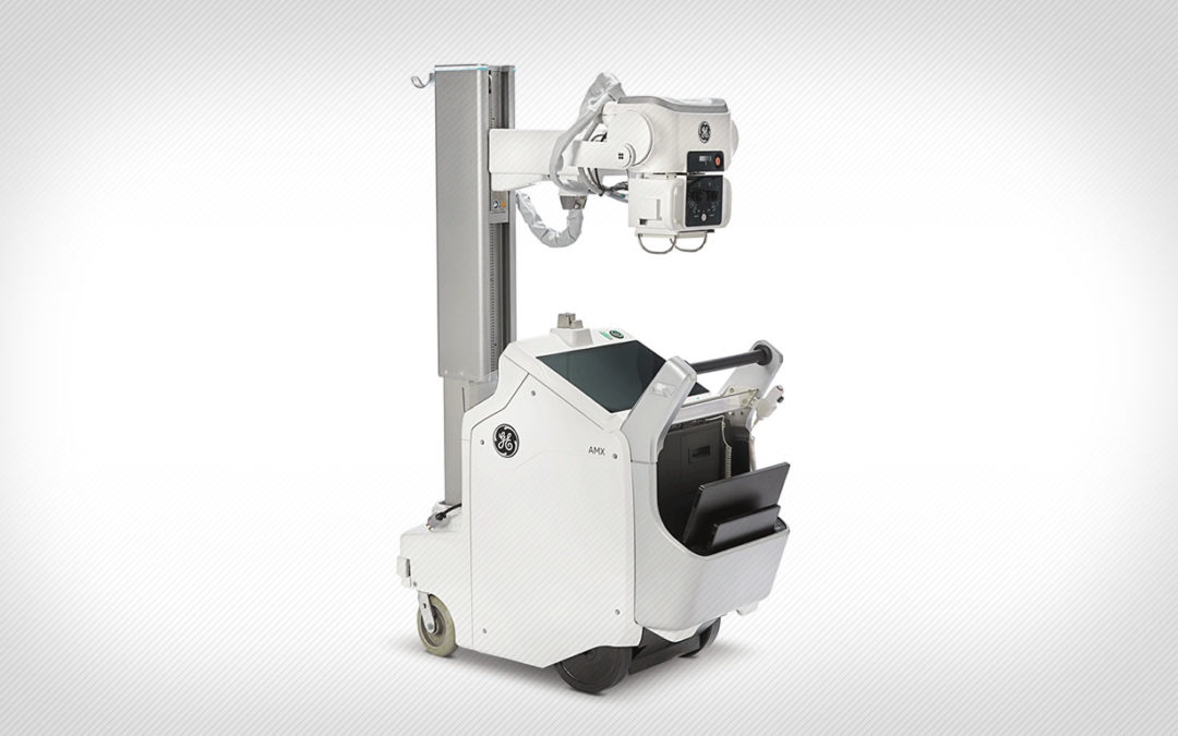 GE Healthcare Unveils Next Gen Portable X-Ray System