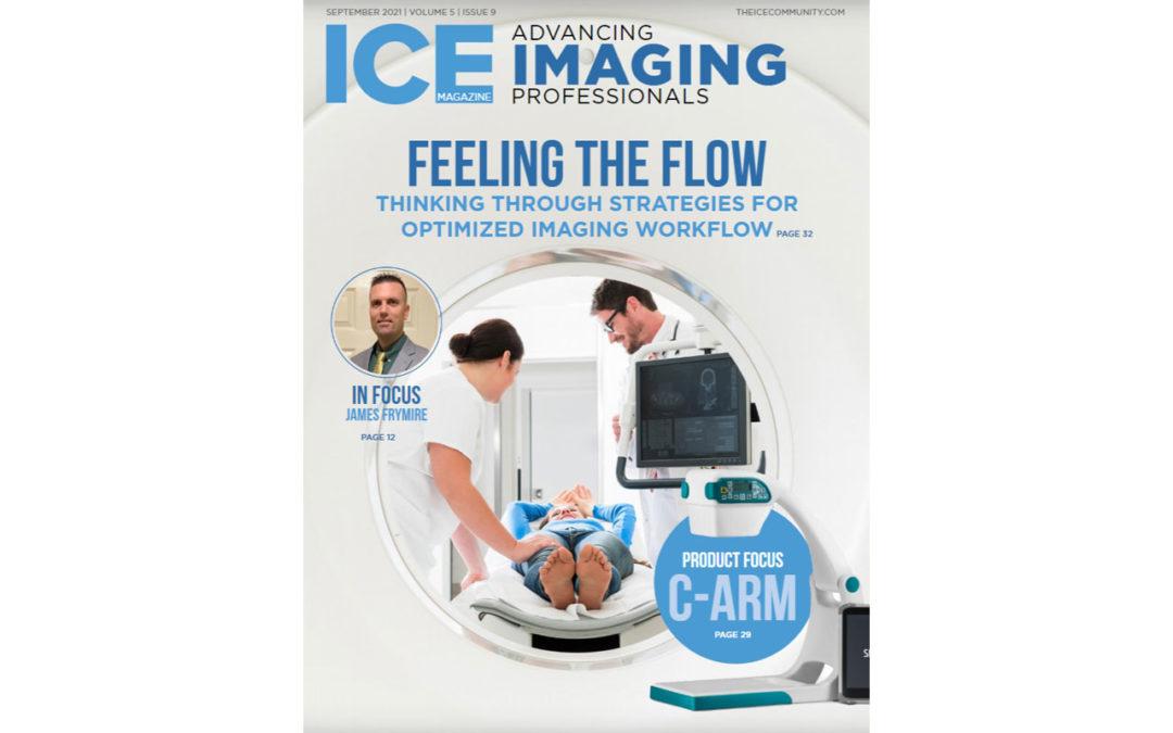 ICE Magazine September 2021