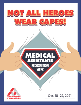 AAMA Celebrates Medical Assistants Recognition Week