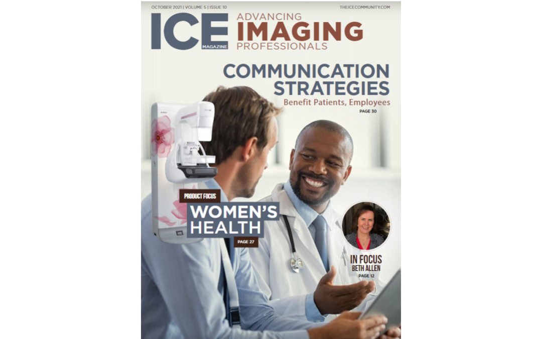 ICE Magazine October 2021