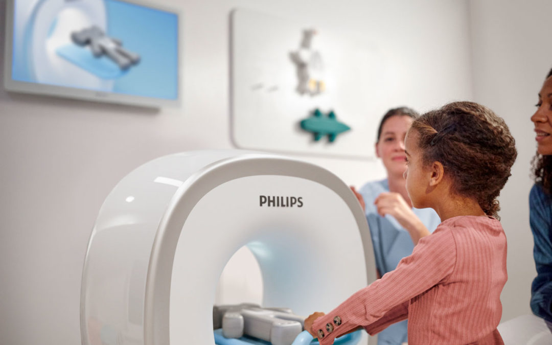 Philips launches Pediatric Coaching to enhance MR patient experience