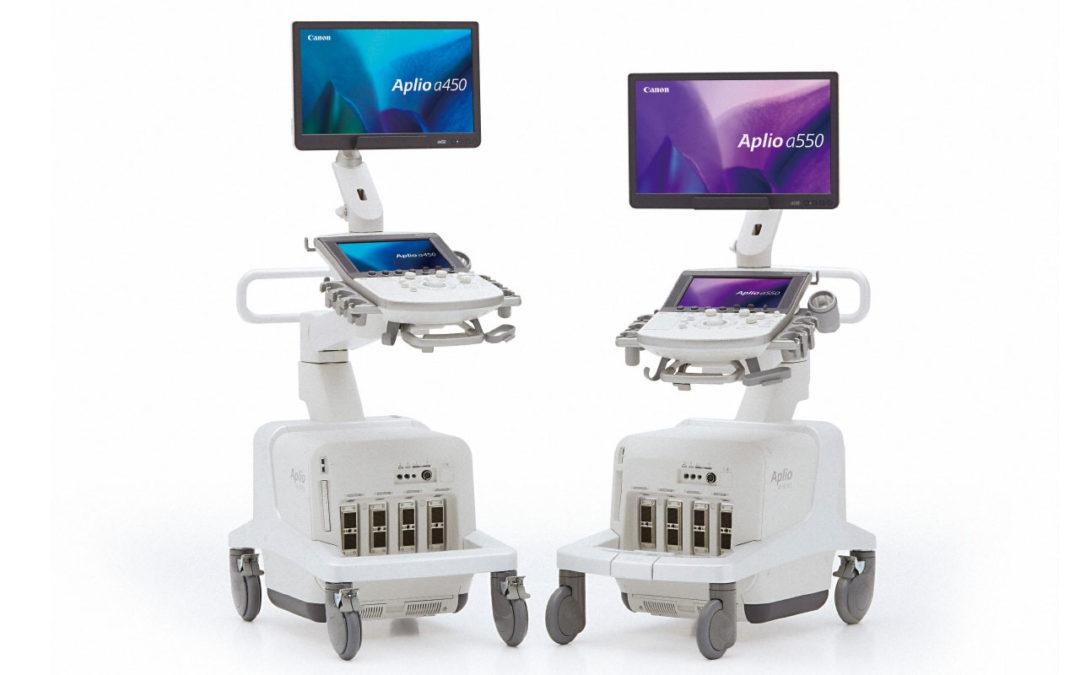 Canon Medical Systems Aplio a-series