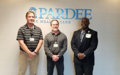 Department Spotlight: Pardee Hospital Imaging Service Team