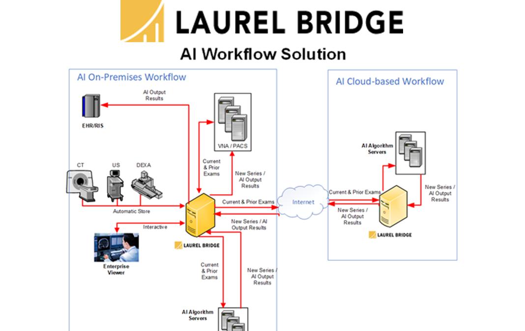 Laurel Bridge Software Introduces AI Workflow Suite