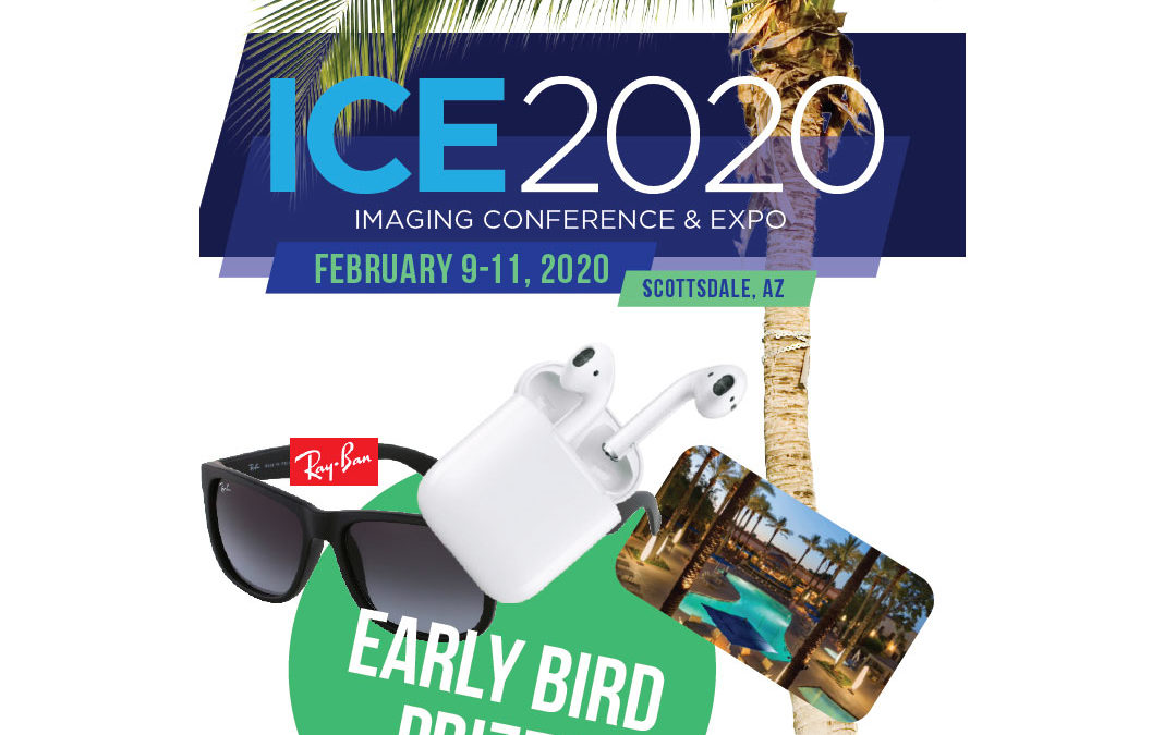 Cool Prizes Await ICE Attendees
