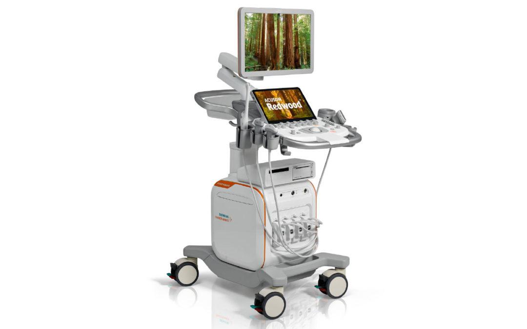 Siemens Healthineers ACUSON Redwood