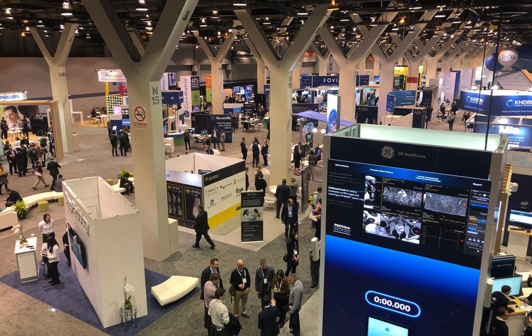 AI Showcase at RSNA 2019